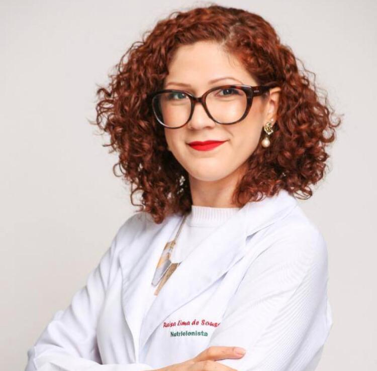 Raísa Lima - Nutricionista Bariátrica